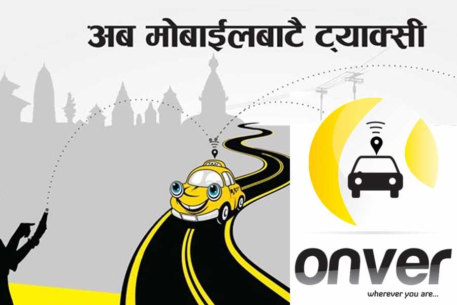 Onver Smart Taxi App