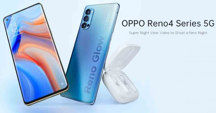 Oppo Reno4 Series launched 5G Pro price nepal availability