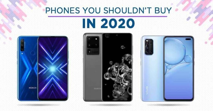 Phones not to buy in 2020 overrated smartphones