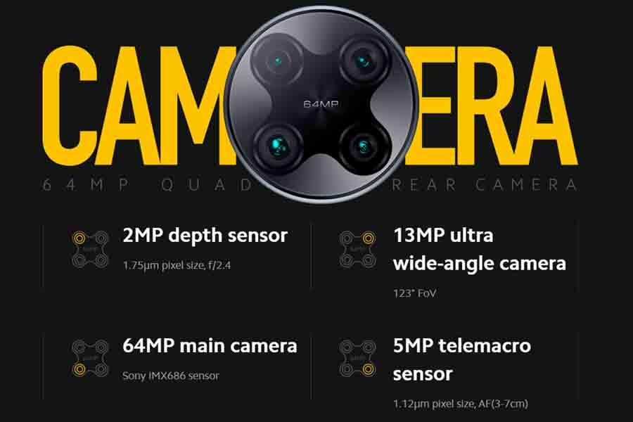 Poco F2 Pro camera setup specs rumors price nepal launch availability