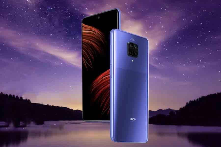 Poco M2 Pro Design