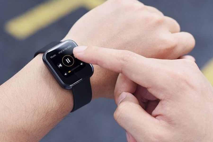 Realme Watch Control