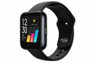 Realme Watch design display corning gorilla glass 3