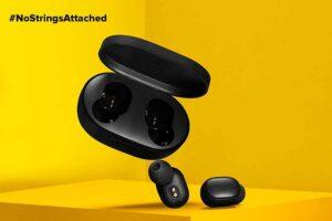 Redmi Earbuds S design lightweight tws