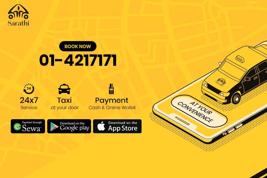 Sarathi Taxi Cab App