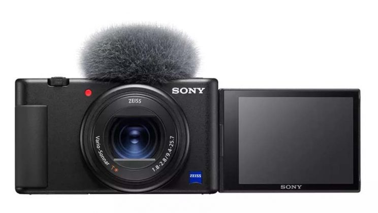 Sony ZV-1 Camera - With windscreen