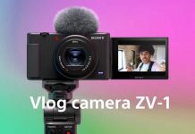 Sony ZV-1 Vlog Camera Launched