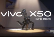 Vivo X50 series gimbal-like stabilization lens announced