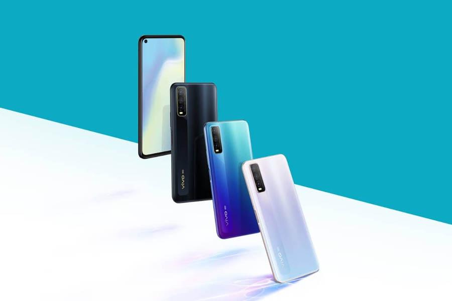 Vivo Y70s 5G Design, Display
