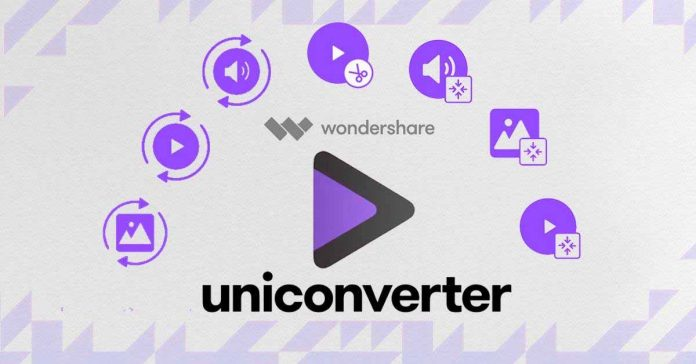 WonderShare UniConverter Review video converter