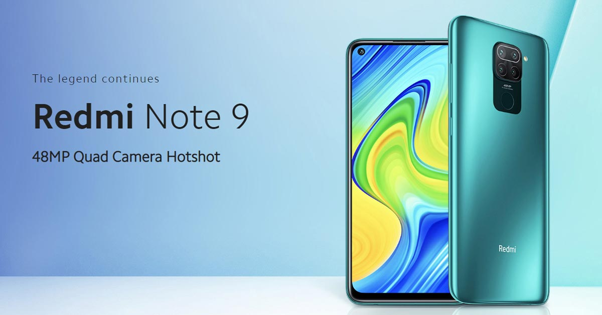 Xiaomi Redmi Note 9 Launched Availability Price In Nepal