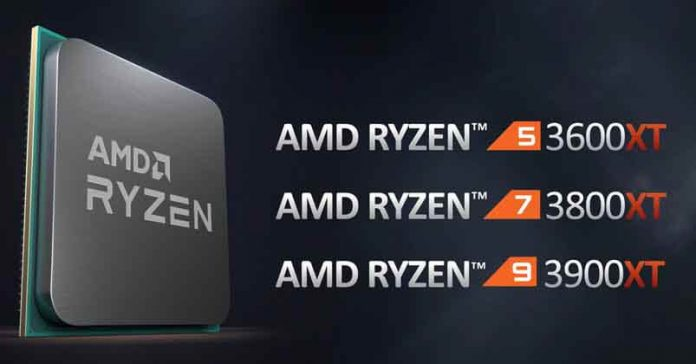 AMD Ryzen 3000 XT series processors launched