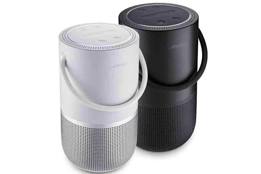 Bose Portable Home Speaker design