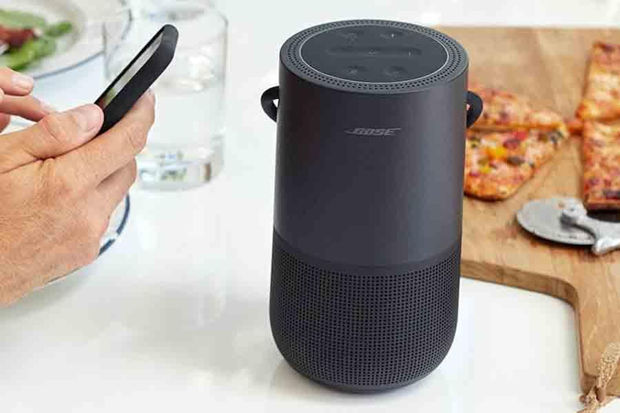 Bose portable home speaker pairing