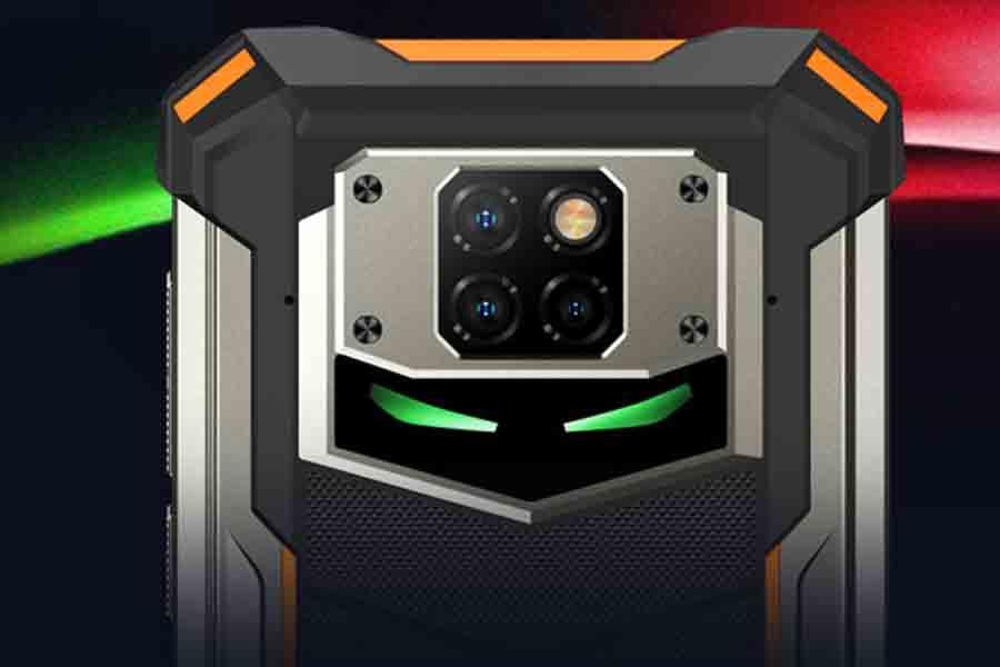 Doogee S88 Pro Camera module