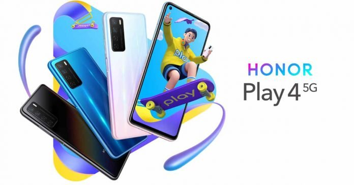 Honor Play4 5G Launched