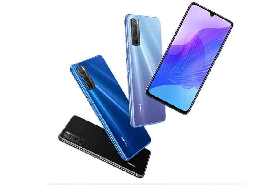 Huawei Enjoy 20 Pro design