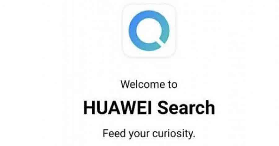 Huawei Search logo