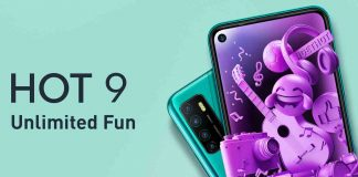Infinix Hot 9 Pro launched specs price Nepal availability