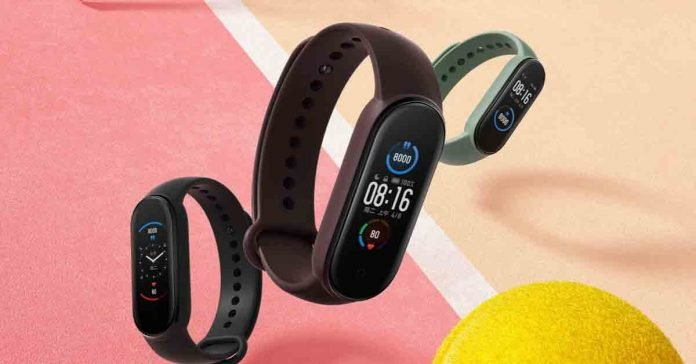 Mi Band 5 launched price nepal features