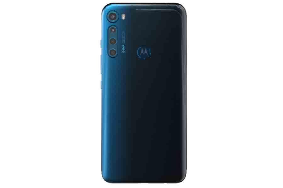 Motorola One Fusion+ camera setup
