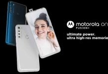 Motorola One Fusion+ unveiled specs price in Nepal availability launch