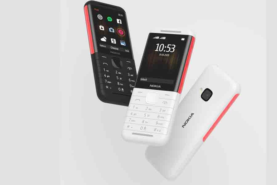 Nokia 5310 2020 design color option