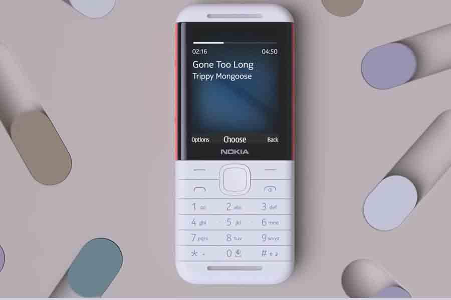Nokia 5310 2020 music player