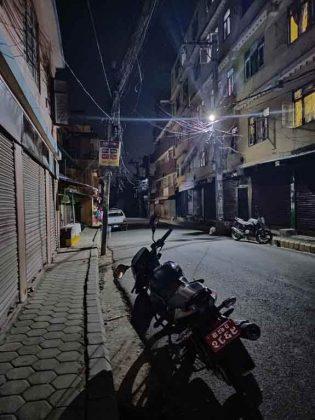 Oppo F15 - vs - Night Mode