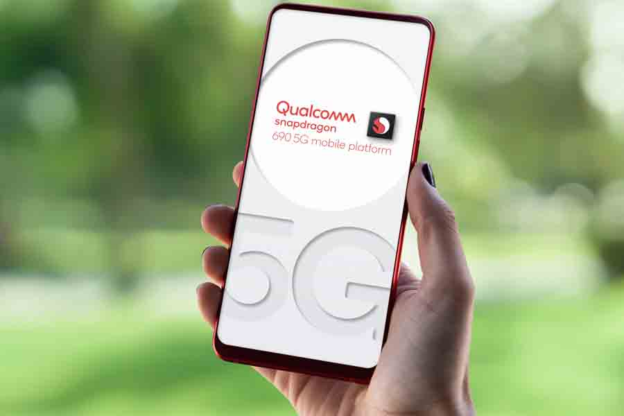 Qualcomm Snapdragon 690 5G chipset smartphone