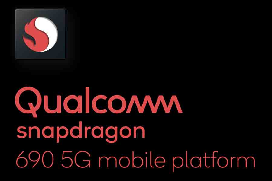 Qualcomm Snapdragon 690 5G logo