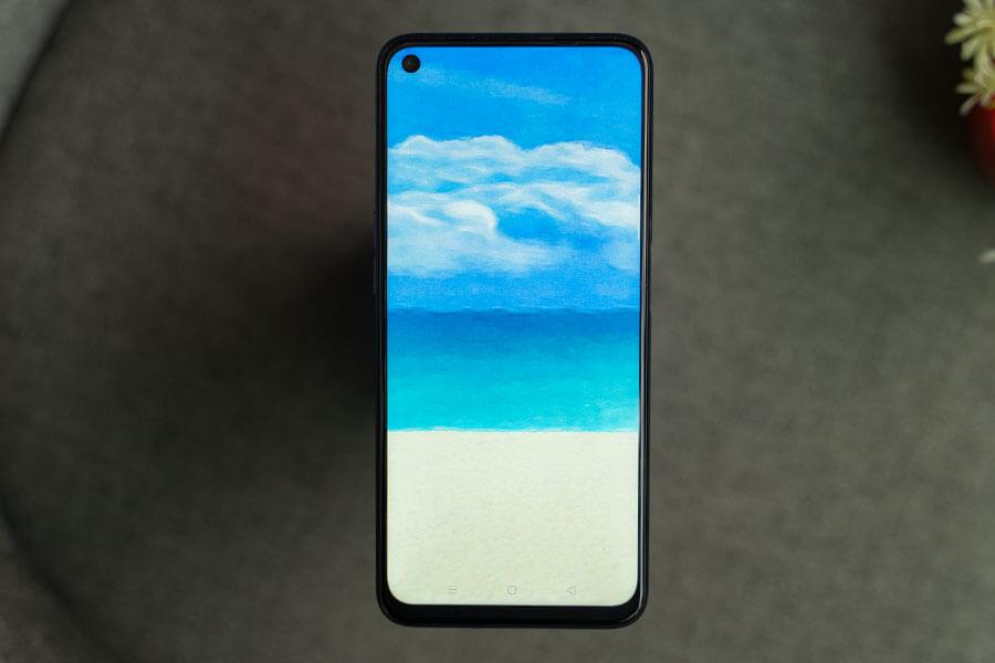 Realme 6 - Display