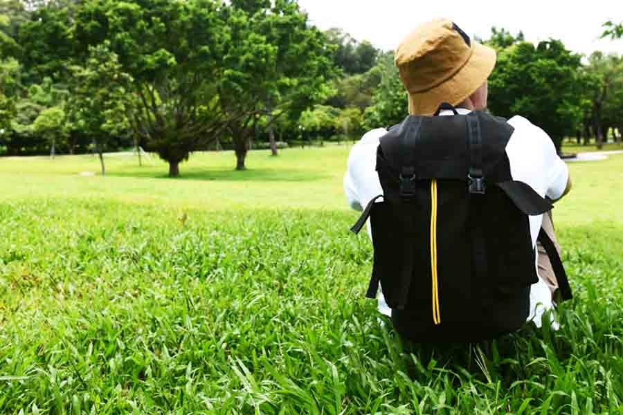 Realme Adventurer Backpack lifestyle product