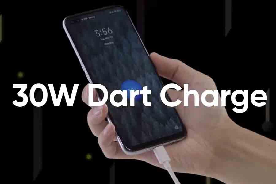 Realme X3 30W Dart Charging