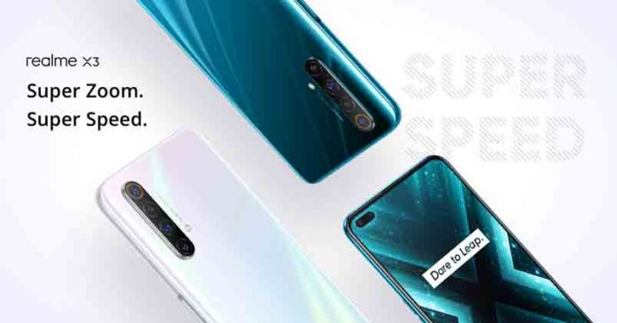 Realme X3 launched price Nepal availability