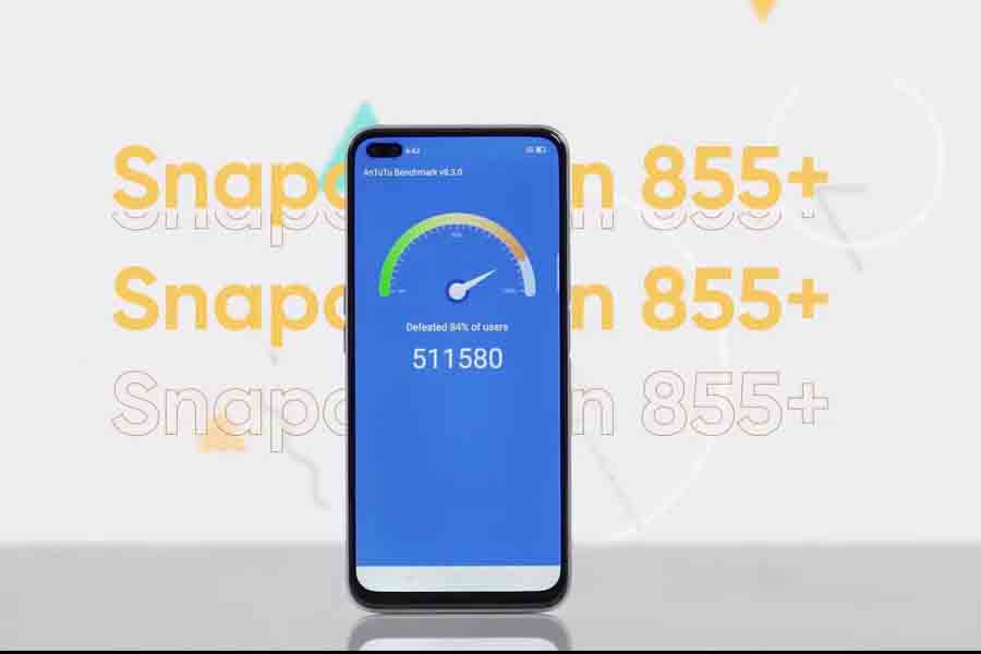 Realme X3 performance Snapdragon 855+