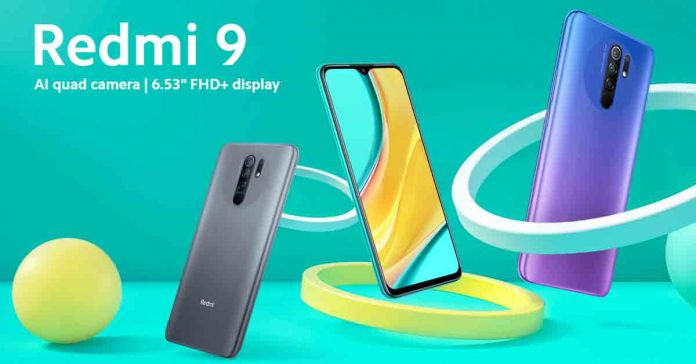 Redmi 9 launched specs price in nepal availability