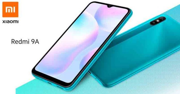 Redmi 9A launched specs price Nepal availability