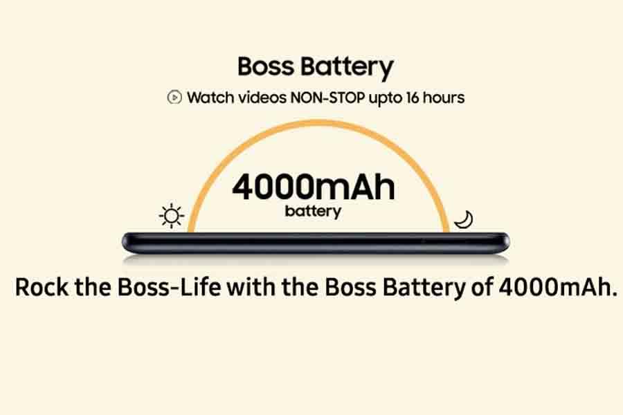 Samsung Galaxy M01 battery