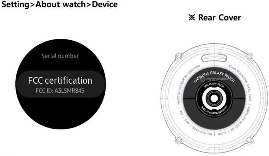 Samsung Galaxy Watch 3 Leaks