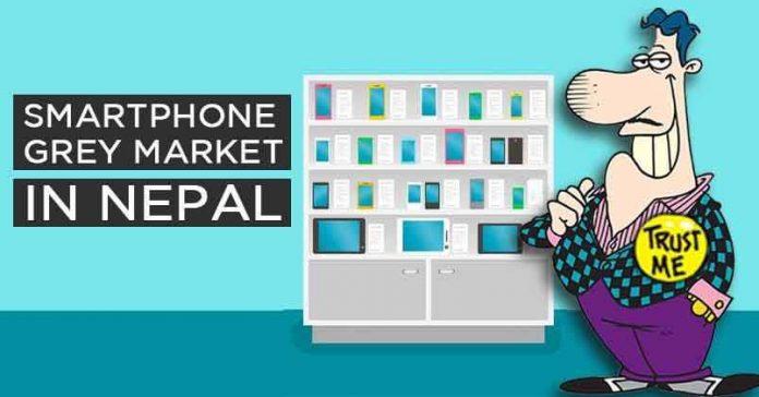 Smartphone Grey Market in Nepal
