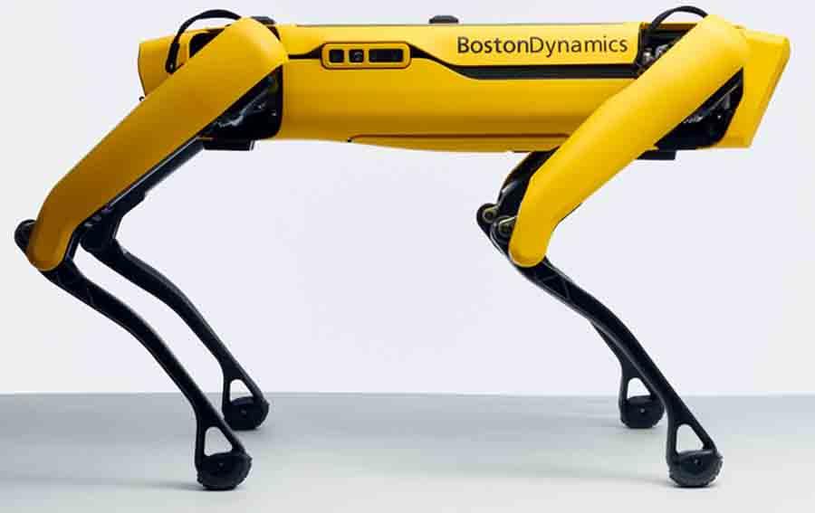 Spot robot design