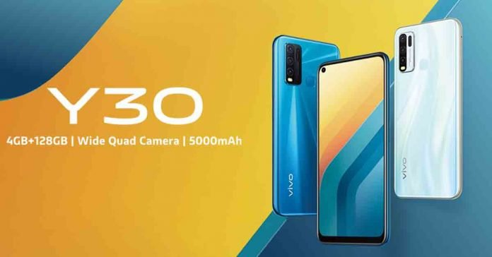 Vivo Y30 launched expected price nepal specs availability