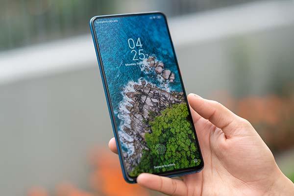 Xiaomi Redmi K20 Display best midrange smartphones in nepal