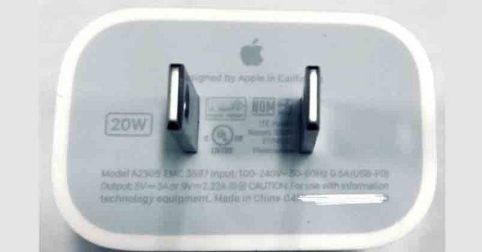 apple iphone 12 charger 20W fast charging