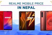 realme mobile price nepal 2020