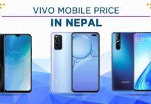 vivo mobile price list nepal 2020