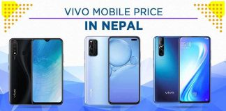 vivo mobile price list nepal 2020