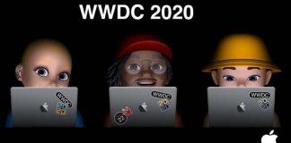 wwdc 2020 ios14 ipados14 watchos 7