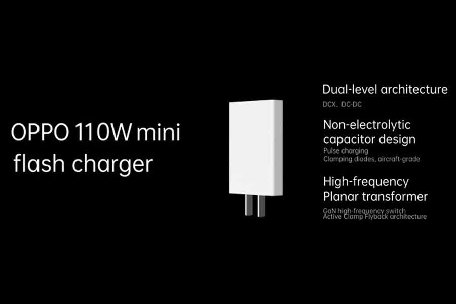 110W mini flash charge